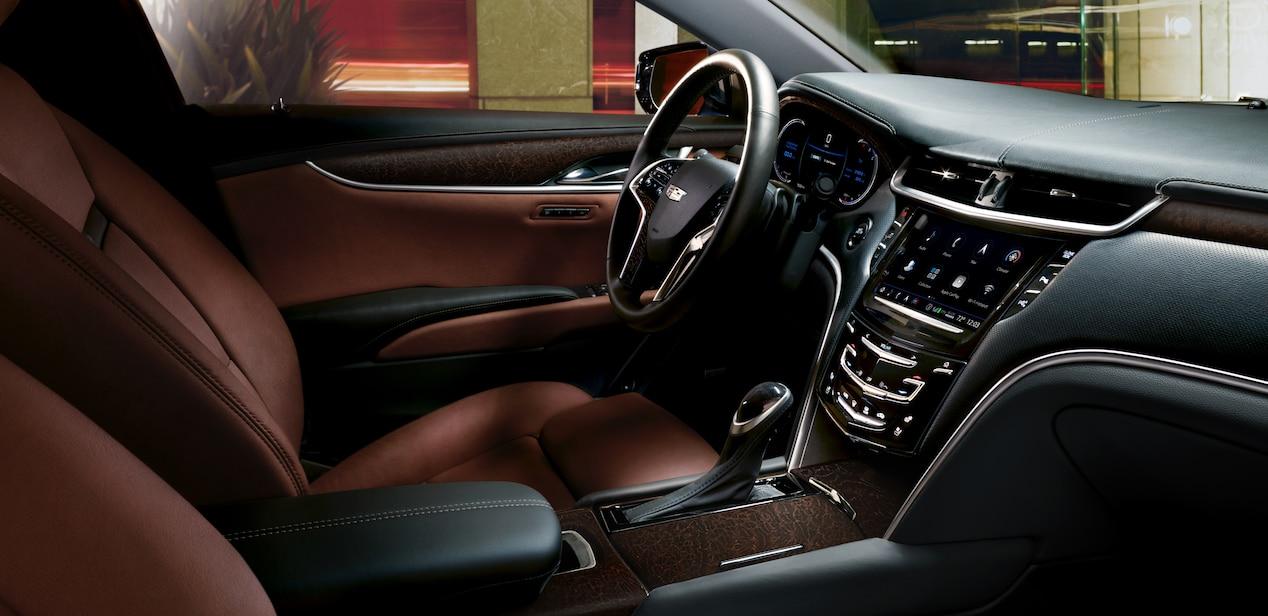 Cadillac Xts Sedan Interior