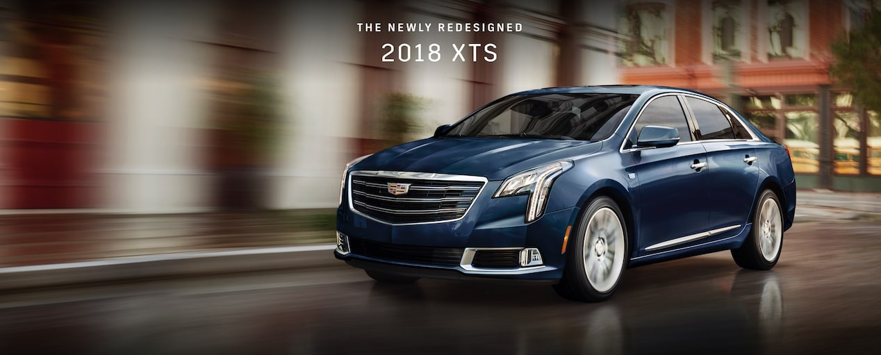 Certified Pre Owned >> 2018 XTS Sedan | Cadillac