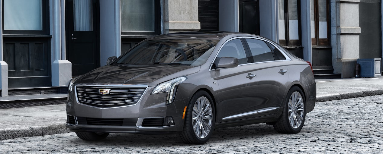 XTS Sedan Exterior in Phantom Gray Metallic