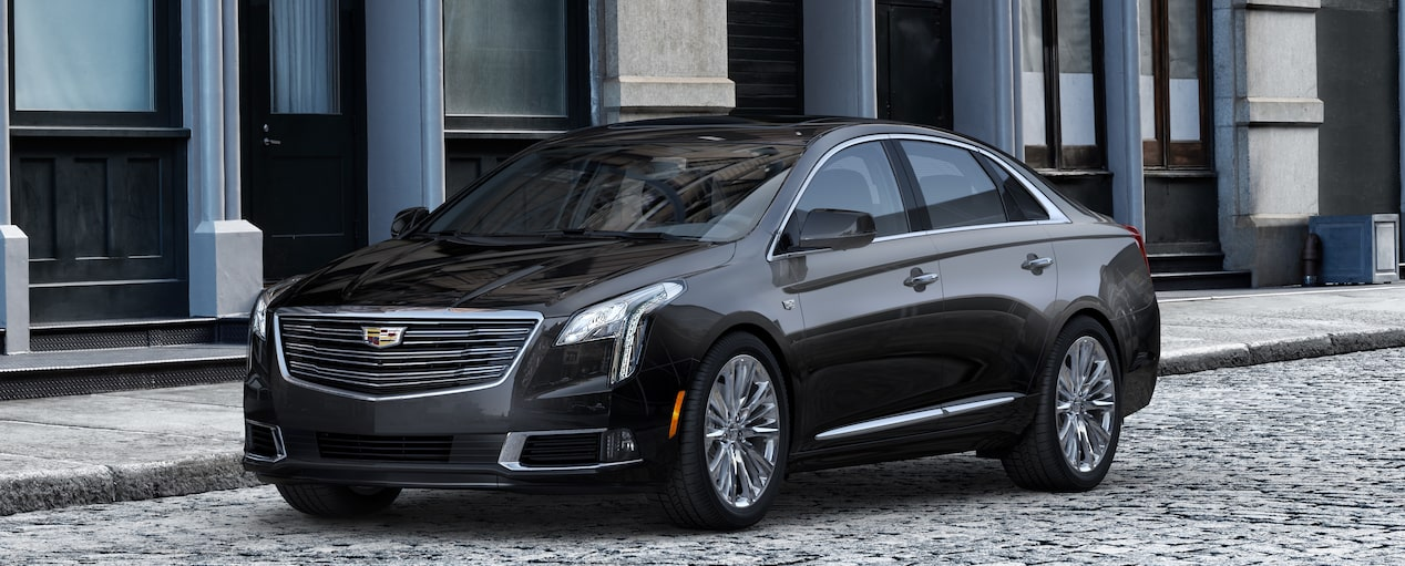 2018 Xts Sedan Cadillac