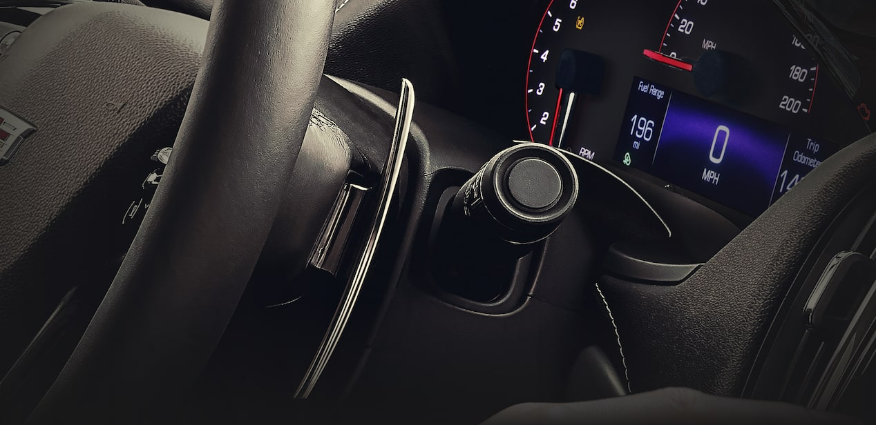 ATS-V Coupe Paddle Shifters