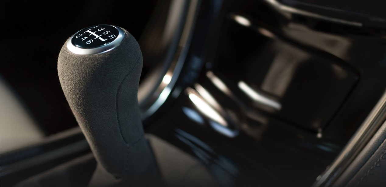 Shifter in ATS-V Coupe