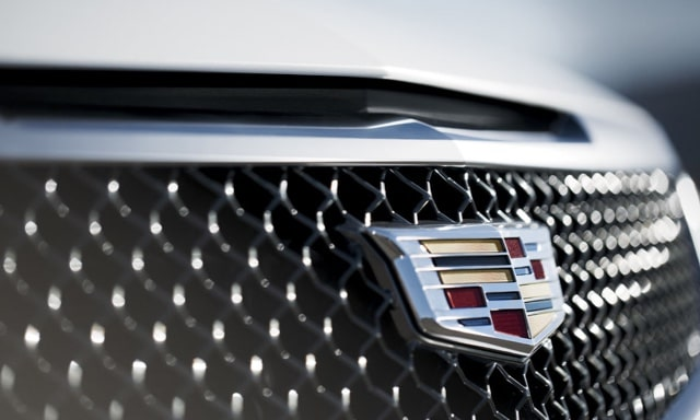 ATS-V Coupe Grille