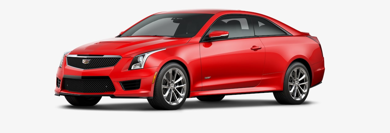 2018 ATS-V Coupe - Features | Cadillac