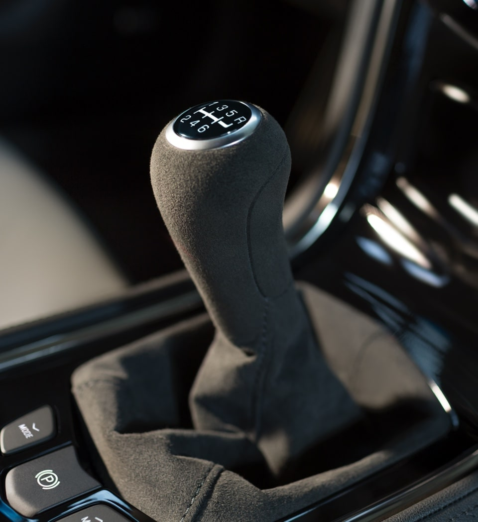 ATS-V Coupe Shifter