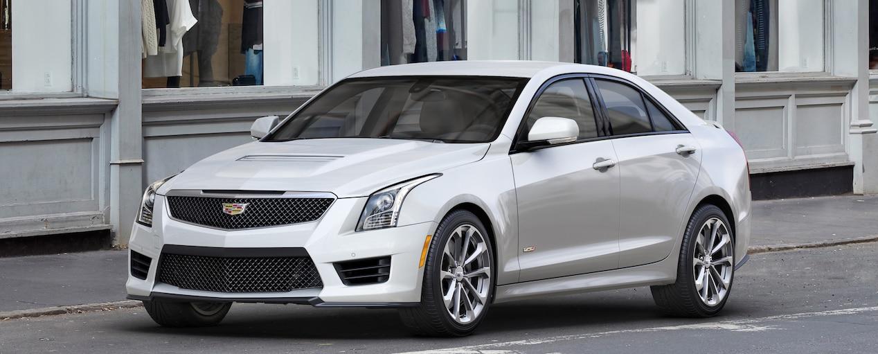 2018 ATS-V Sedan | Cadillac