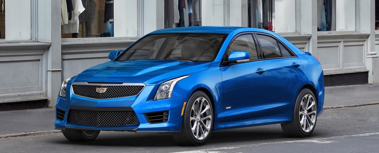 Cadillac V Series >> 2018 ATS-V Sedan | Cadillac
