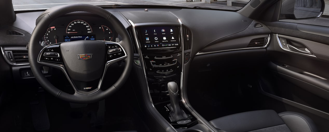 2018 Ats V Sedan Cadillac