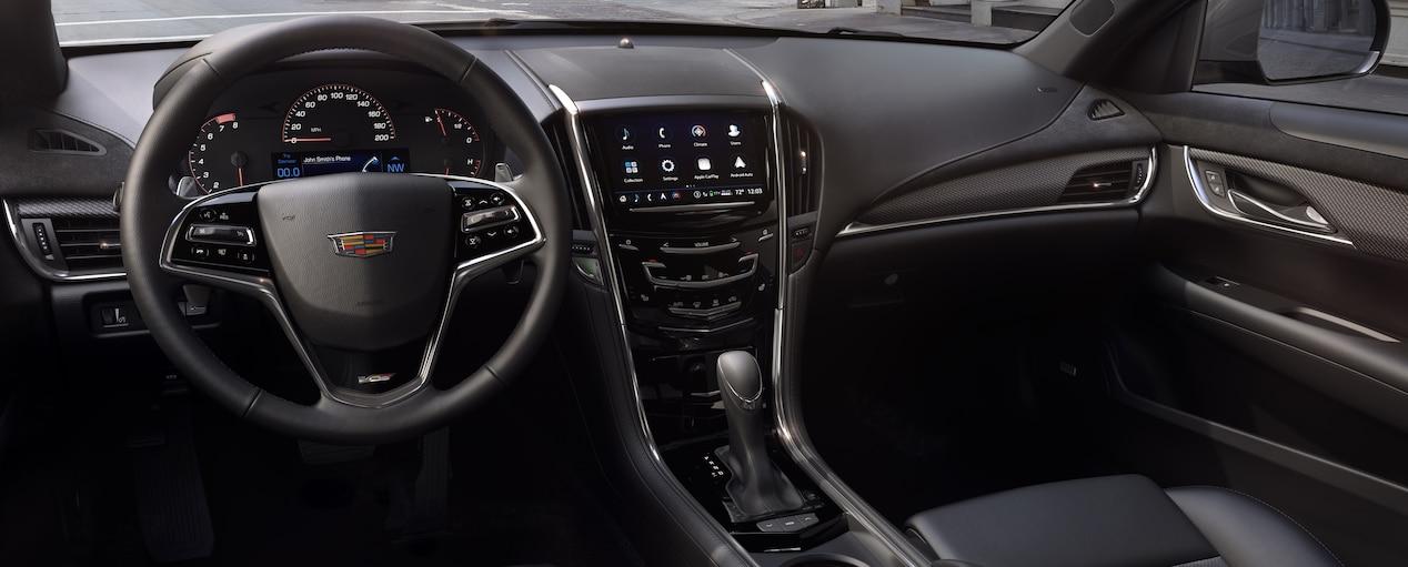 2018 ATS-V Sedan   Cadillac