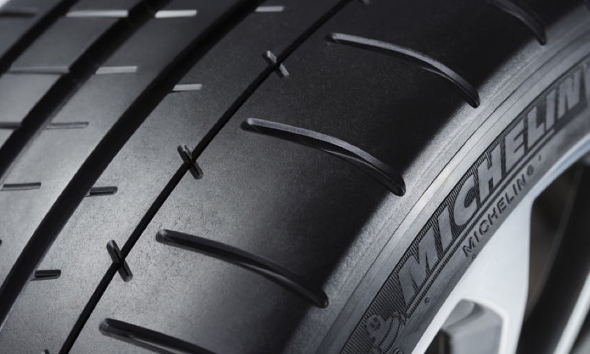 Track-Capable Micheline Tires
