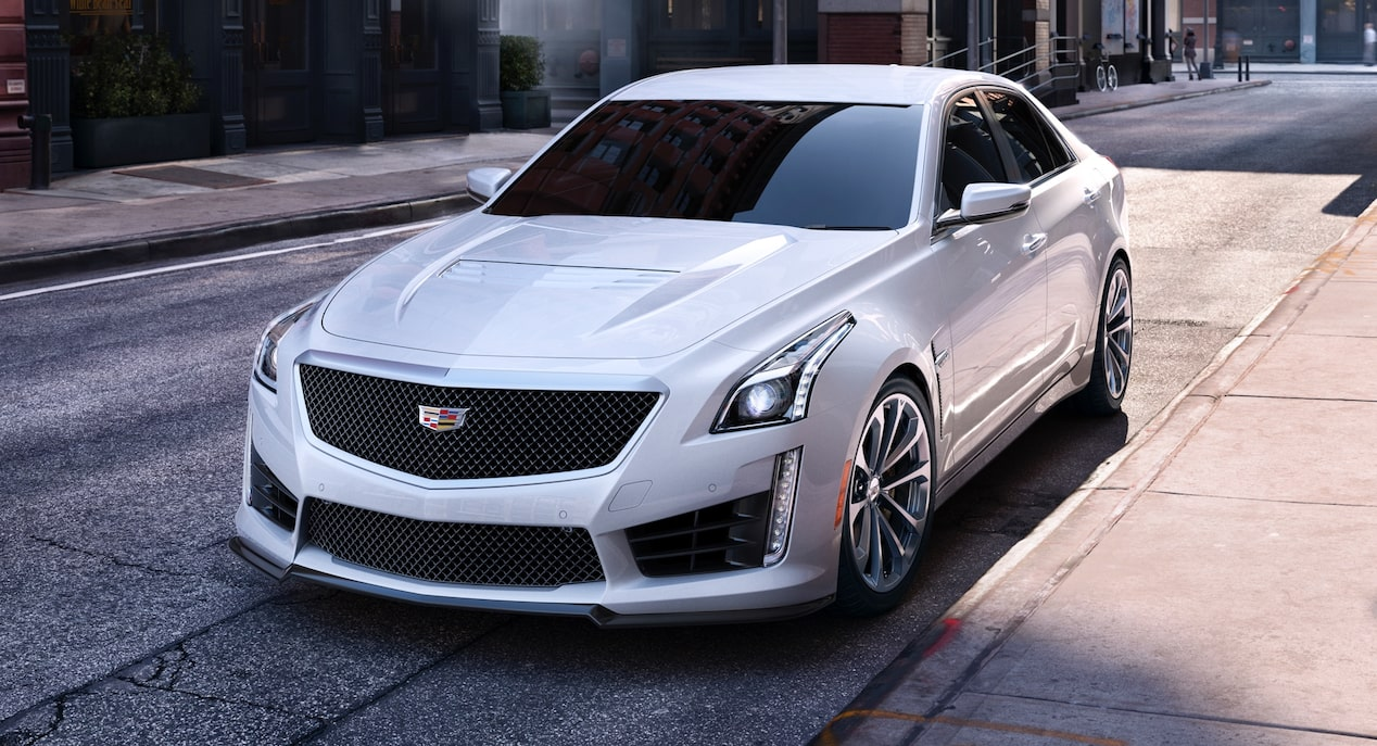 2018 Cts V Sedan Photo Gallery Cadillac