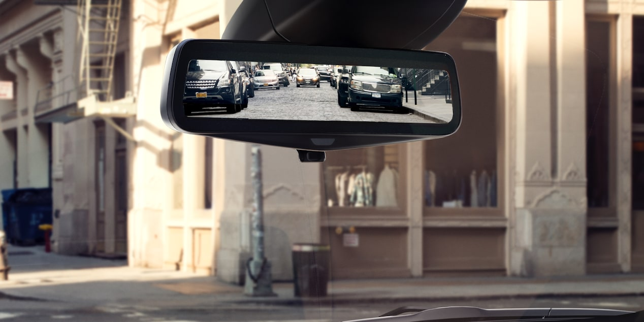 CTS-V Rearview Camera Mirror