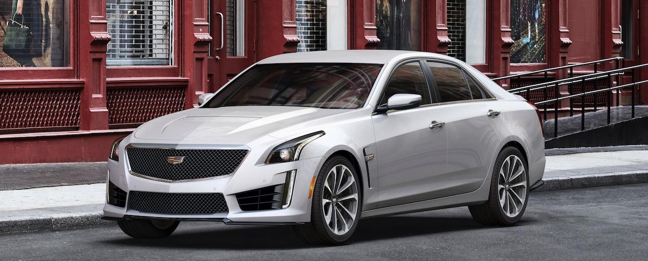 2018 CTS-V Sedan | Cadillac