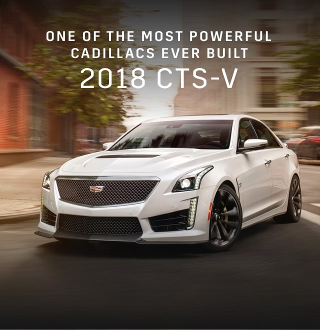 All New 2018 Cadillac Cts Coupe: 2018 CTS-V Sedan