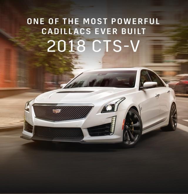 Cadillac Cts V Cost