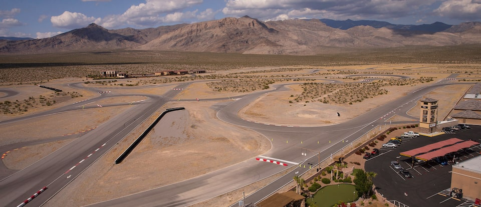 Cadillac V-Performance Academy in Spring Mountain