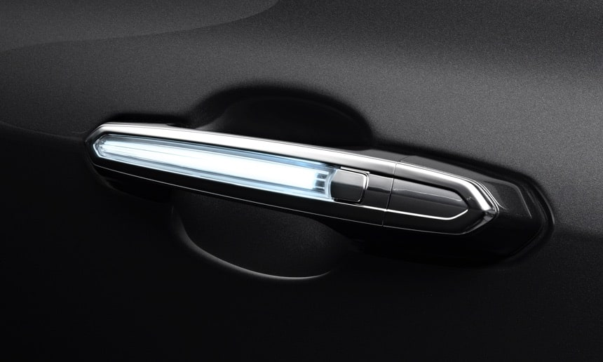 ATS Coupe Door Handle