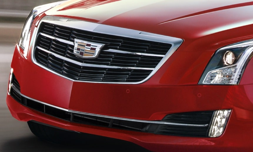 ATS Coupe Headlight