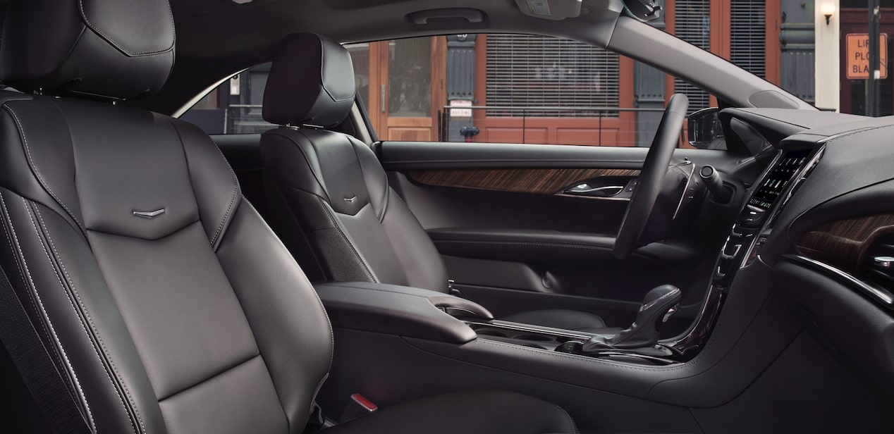 ATS Coupe Front Seats