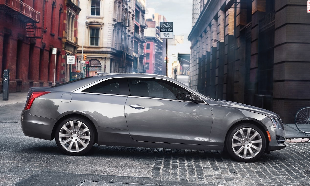 2019 ATS Coupe Driving