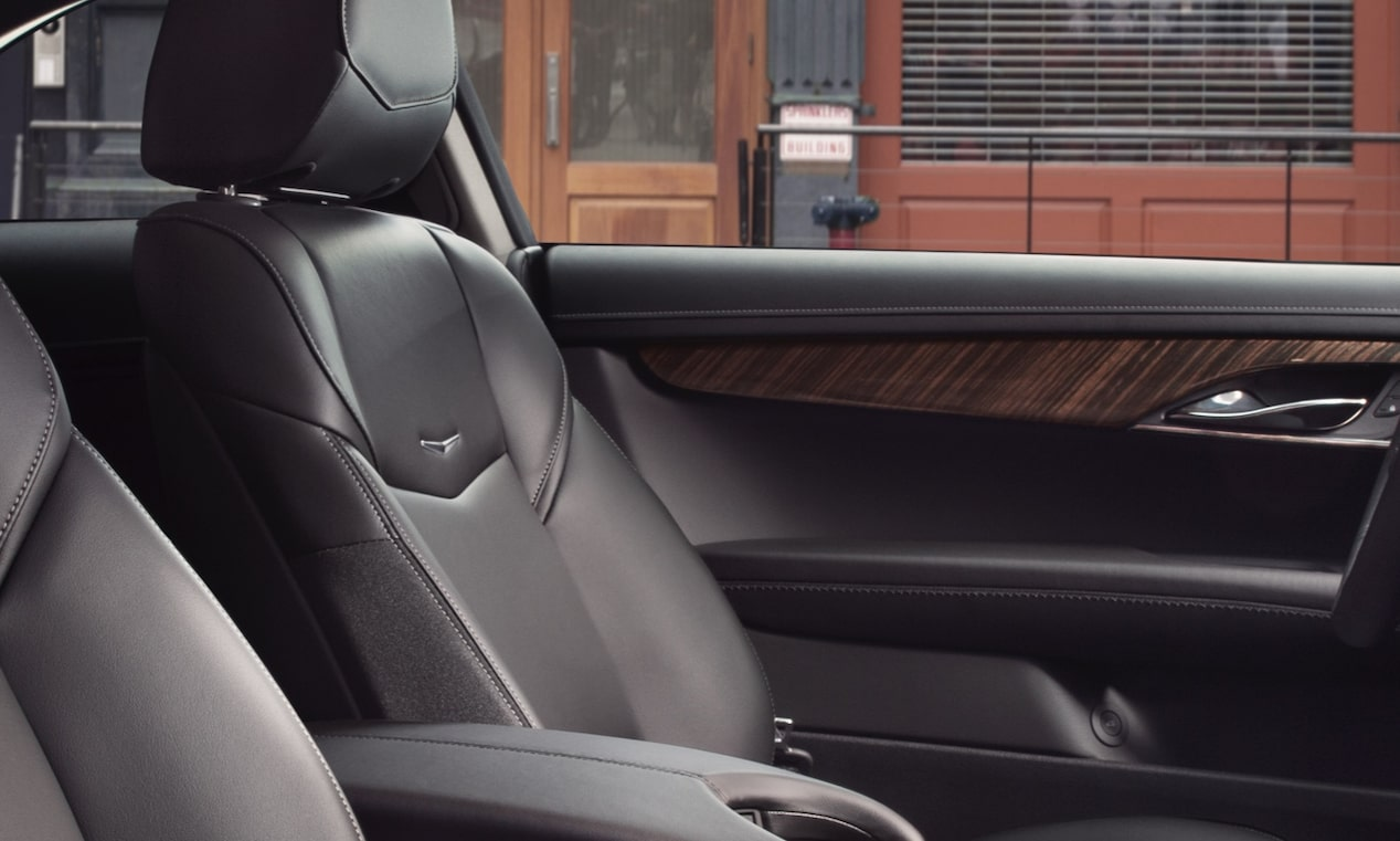 ATS Coupe Safety Seats