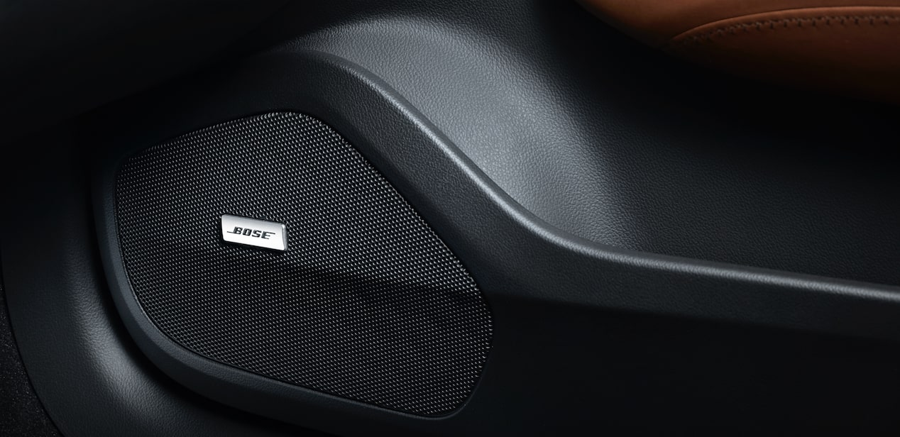 Bose Speaker in ATS Coupe
