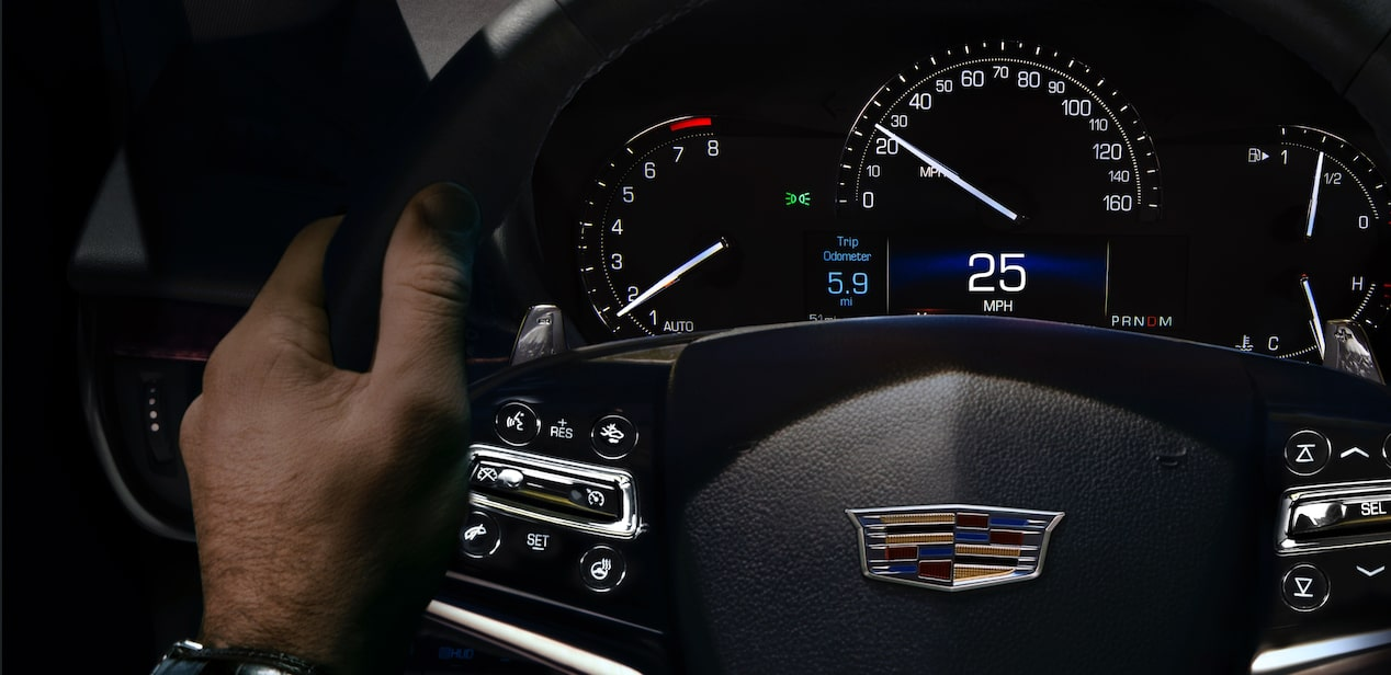 Displays in ATS Coupe