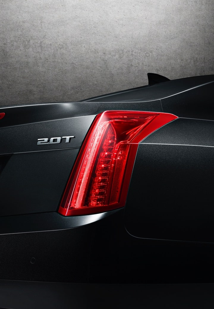 2019 ATS Coupe Tail Light