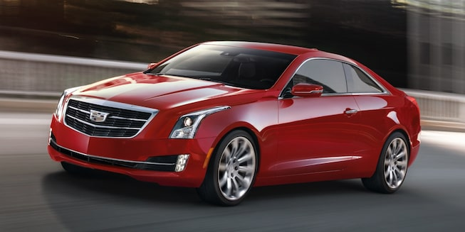 2019 ATS Coupe - Photo Gallery   Cadillac
