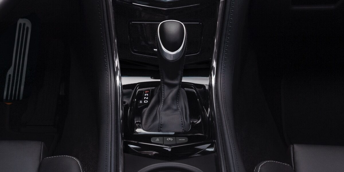 Shifter in ATS Coupe
