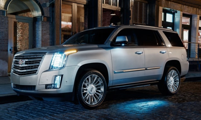Escalade Concierge Lighting