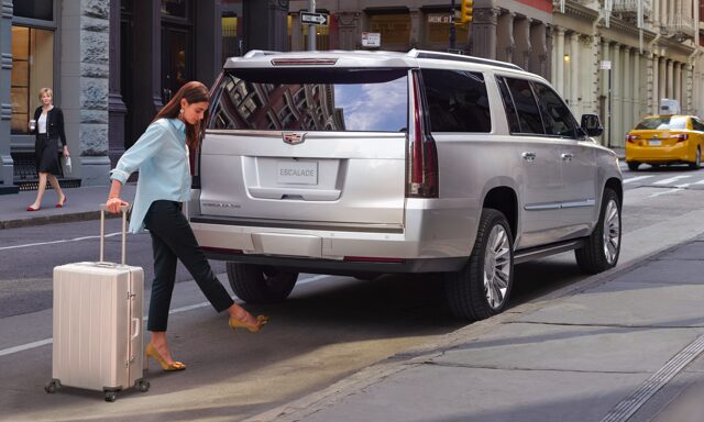 2019 Escalade Liftgate