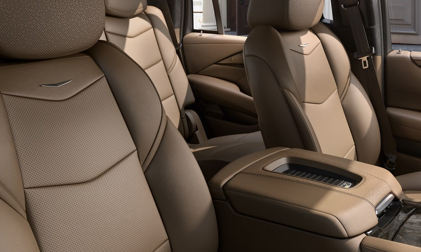 Escalade Platinum Massage Seats
