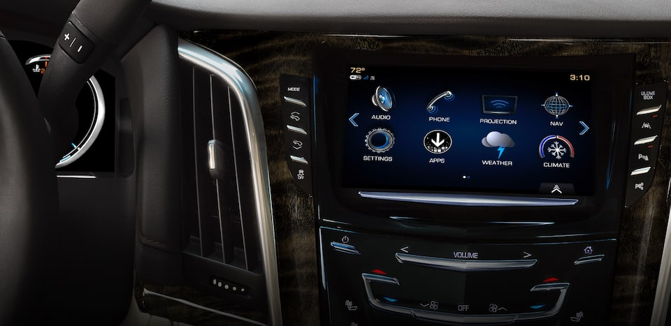 Escalade Infotainment