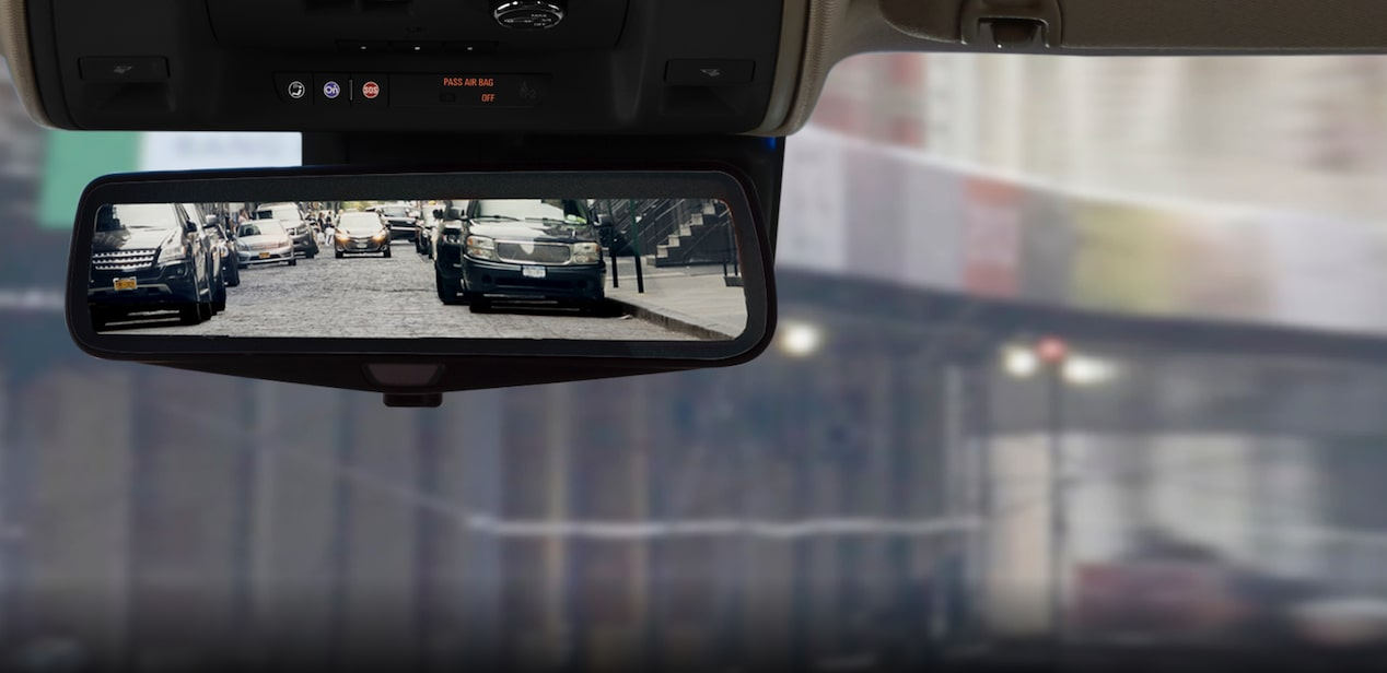 Rear View Camera Mirror
