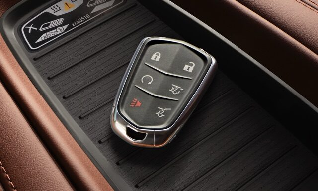 Cadillac Remote Start