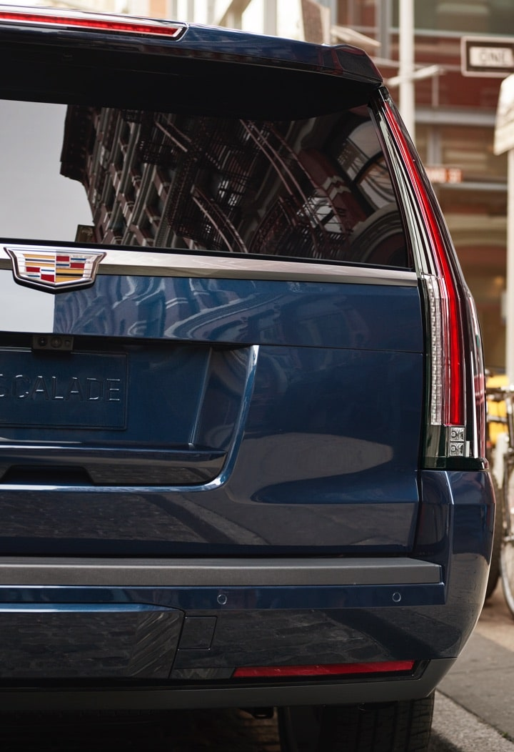 Escalade Tail Light