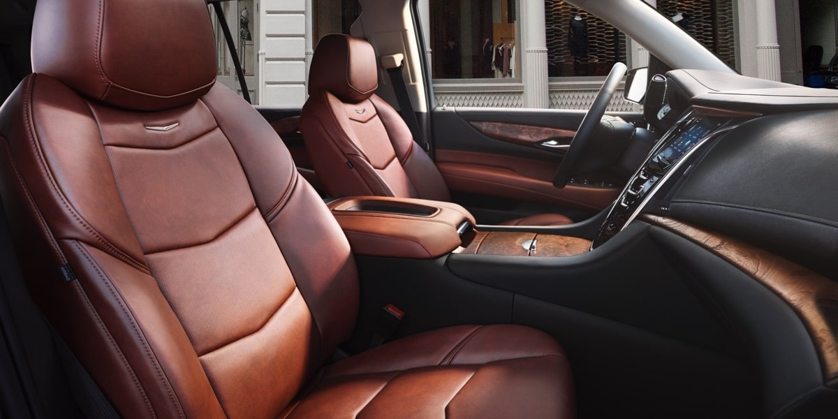 Escalade SUV Interior