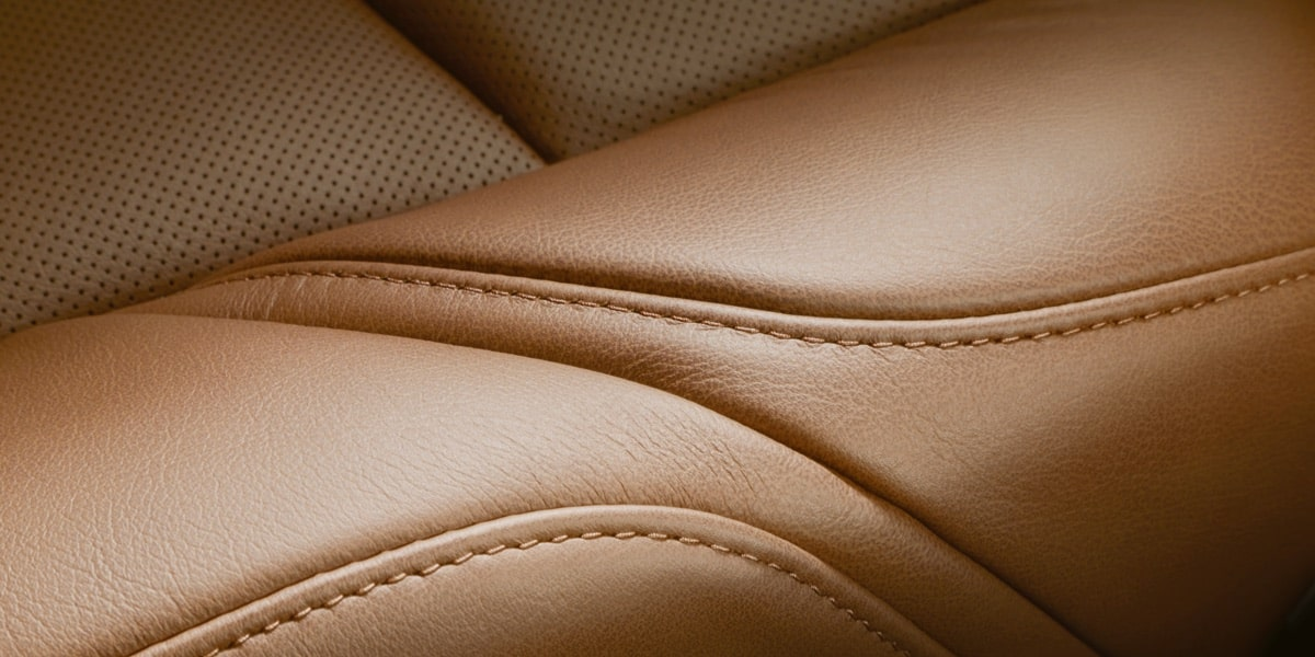 Escalade Seat Close Up