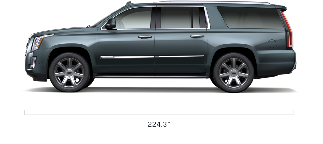 Vehicles Escalade Esv Highlights L