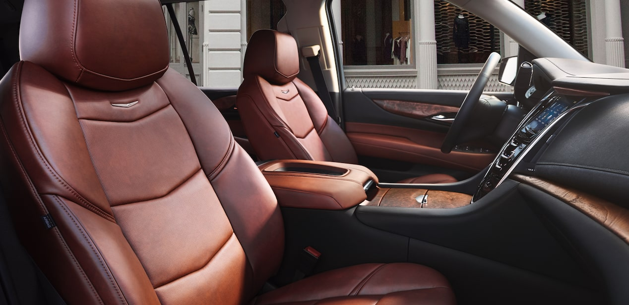 2019 Escalade SUV Interior
