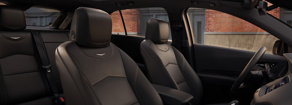 XT4 Crossover Seating