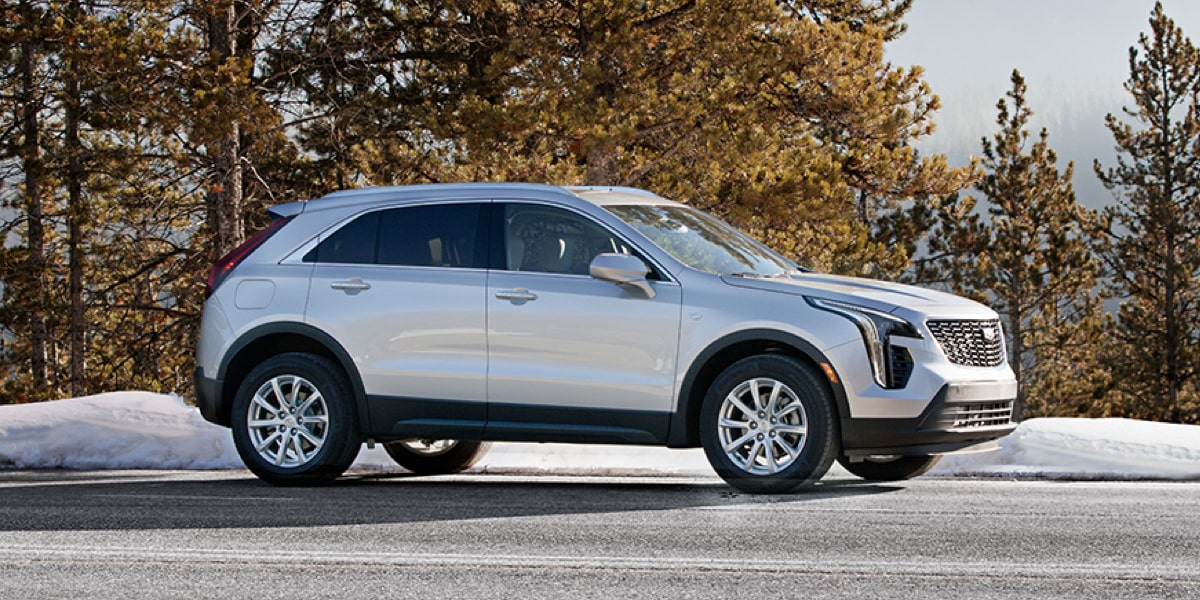 XT4 Crossover Exterior View