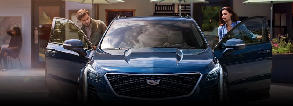 2019 XT4 Crossover Grille