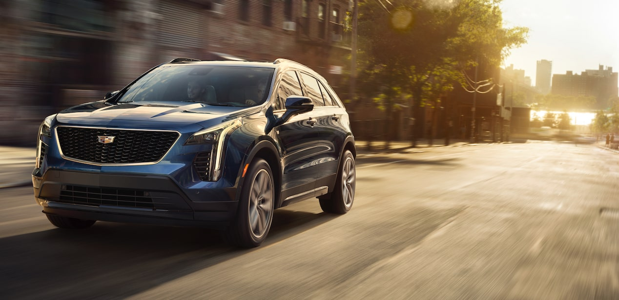 2019 XT4 Crossover Front View