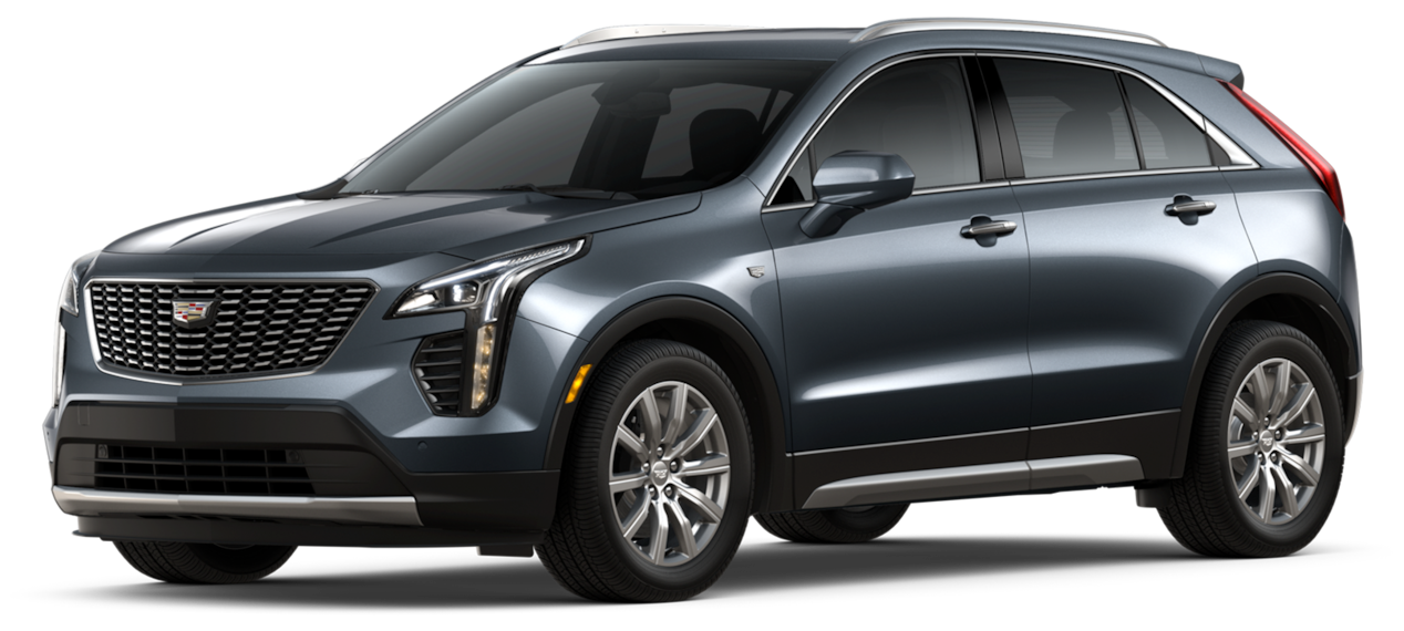 XT4 Crossover Premium Luxury Trim