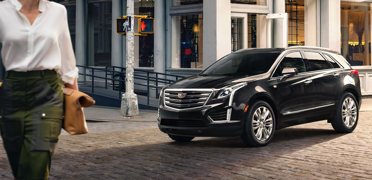 2019 Xt5 Crossover Features Cadillac