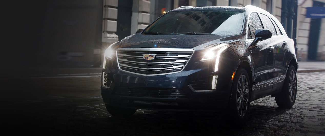 Cadillac XT5 Crossover Front Exterior