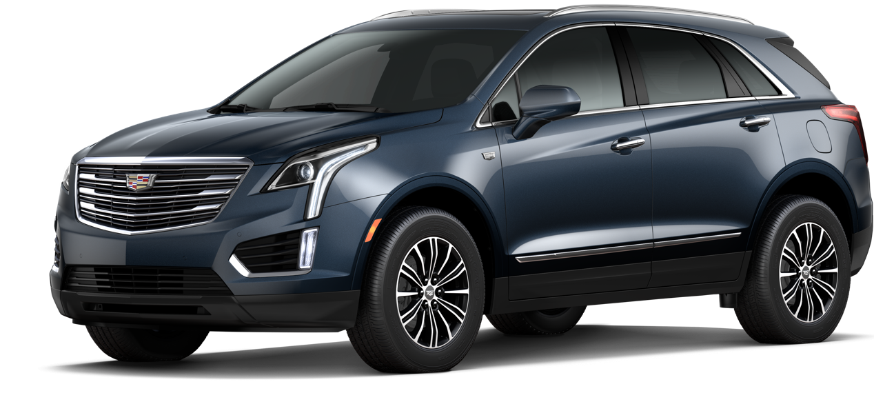 Xt5 Crossover Luxury Trim
