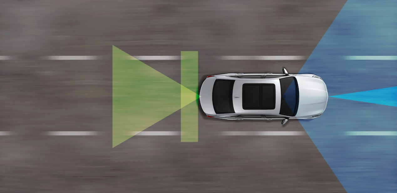 2019 CT6 Sedan Automatic Braking